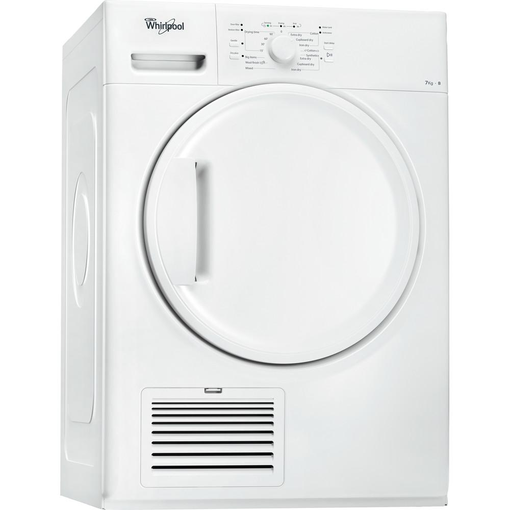 Whirlpool kondenstumlare: fristående, 7 kg - DDLX 70112