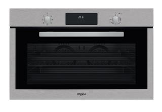 Whirlpool built in electric oven: inox color - MXA K7F IX