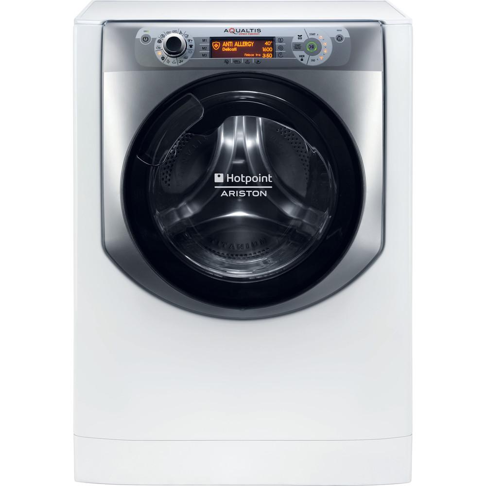 Hotpoint_Ariston Maşină de spălat rufe Neincorporabil AQ114D 697D EU/B Alb Încărcare frontală A +++ Frontal