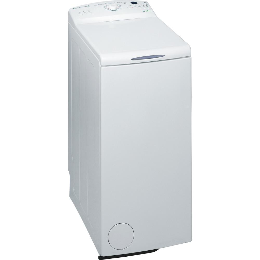 Whirlpool toppmatad tvättmaskin: 5.5 kg - AWEco 7520