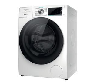 Máquina de lavar roupa de carga frontal de livre instalação da Whirlpool: 8,0 kg - W7X W845WR SPT