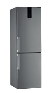 Réfrigérateur congélateur posable Whirlpool: sans givre - W9 821D OX H