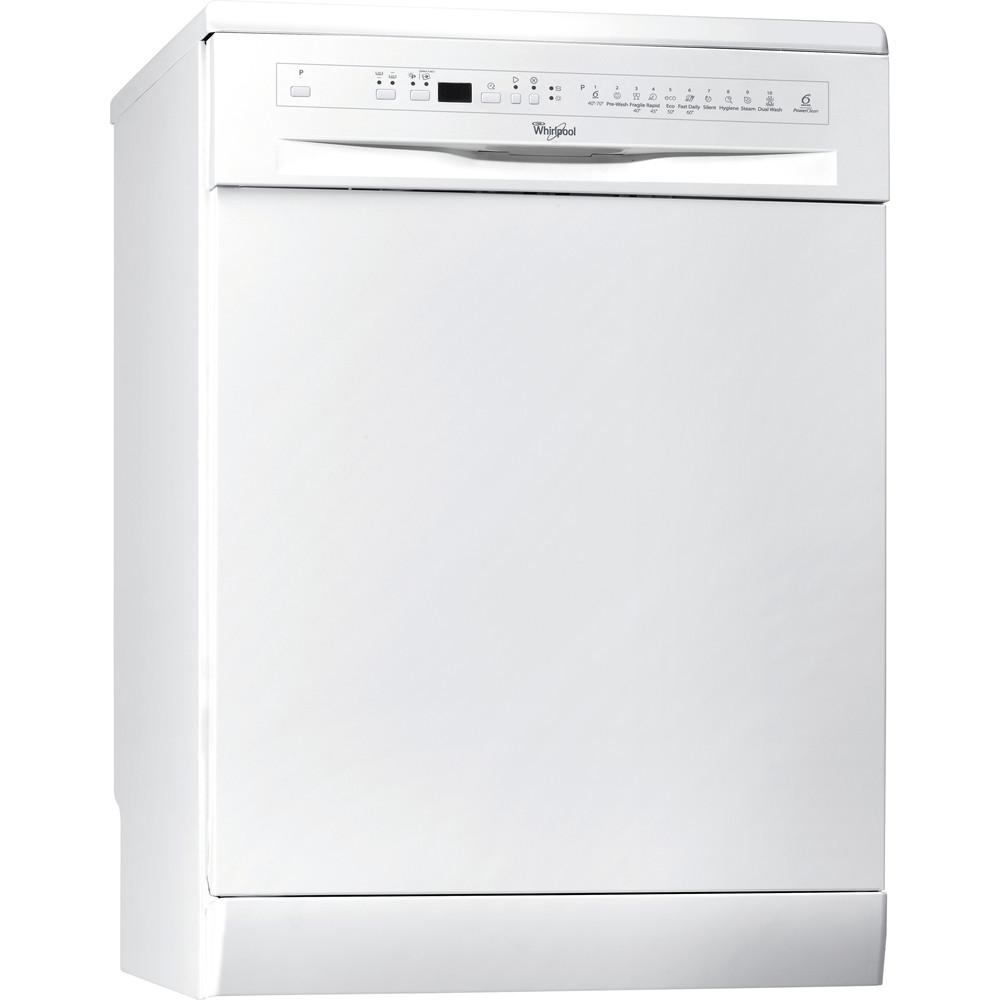 Whirlpool lavavajillas: color blanco, 60 cm - ADP 8797 A++ PC 6S WH