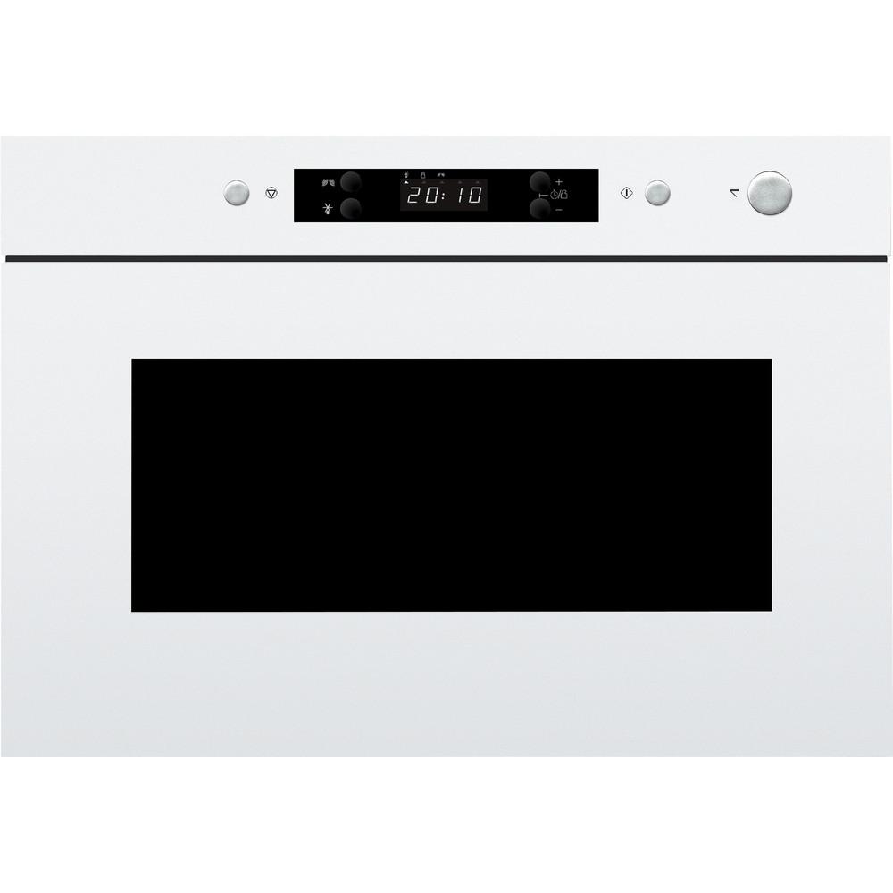 Whirlpool inbyggnadsmikro: färg vit - AMW 390/WH