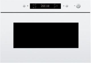 Kalusteisiin sijoitettava Whirlpool mikroaaltouuni: Valkoinen - AMW 390/WH