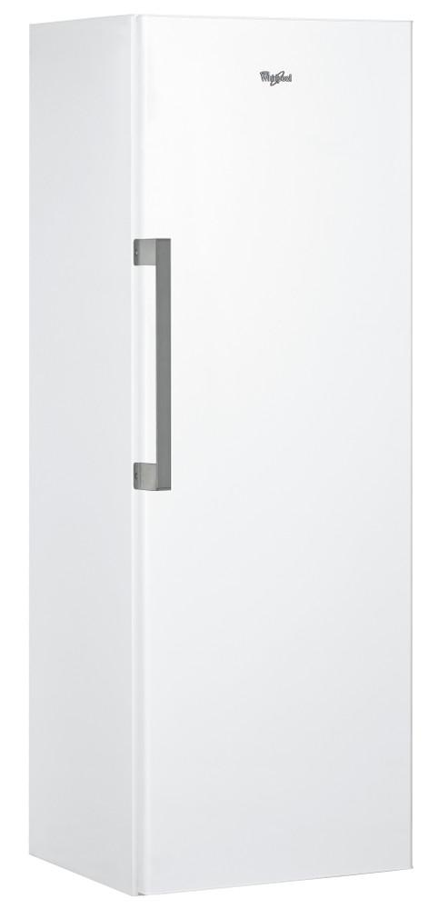 Whirlpool Jääkaappi Vapaasti sijoitettava SW8 AM2Q WHCR Valkoinen Perspective