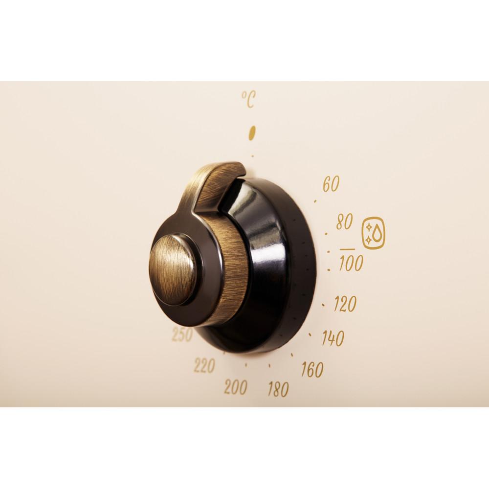 Indesit Духові шафи Вбудований (-а) IFVR 800 H OW Електрична A Control panel