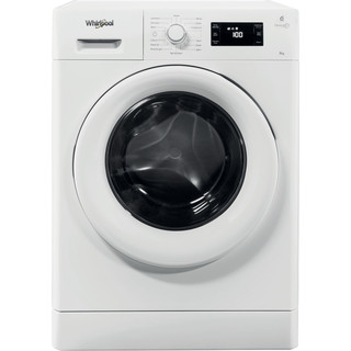 Whirlpool FreshCare FWG71484W Washing Machine in White