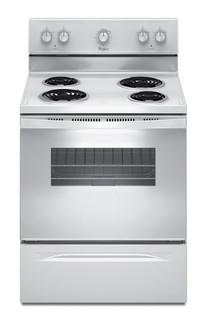 Whirlpool electric freestanding cooker: 60cm - 4KWFC120MAW