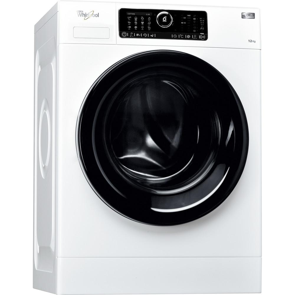 Whirlpool frontmatad tvättmaskin: 12 kg - FSCR 12430
