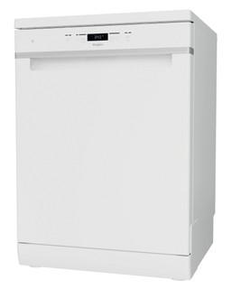 Whirlpool mašina za pranje sudova: bela boja, standardne veličine - WFC 3C26N F
