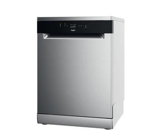Whirlpool mašina za pranje sudova: inox boja, standardne veličine - WFE 2B19 X
