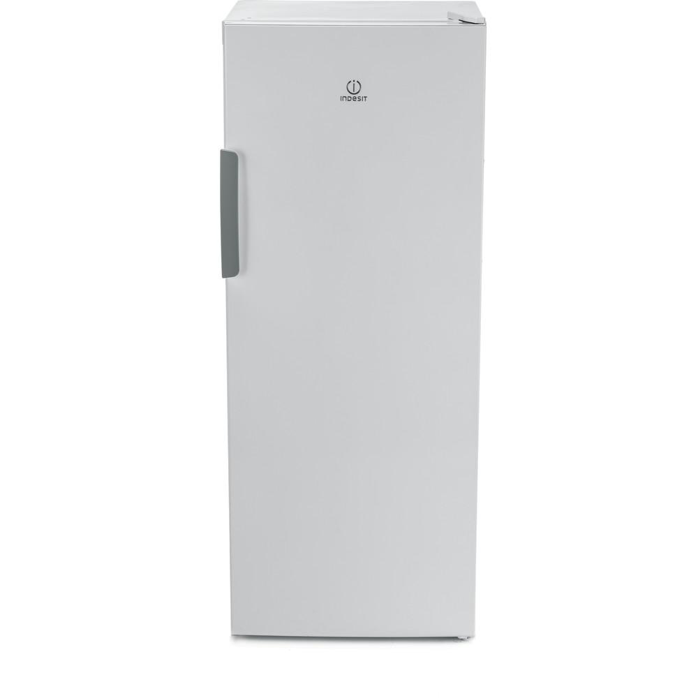 Indesit Морозильная камера Отдельностоящий DSZ 4150 Белый Frontal