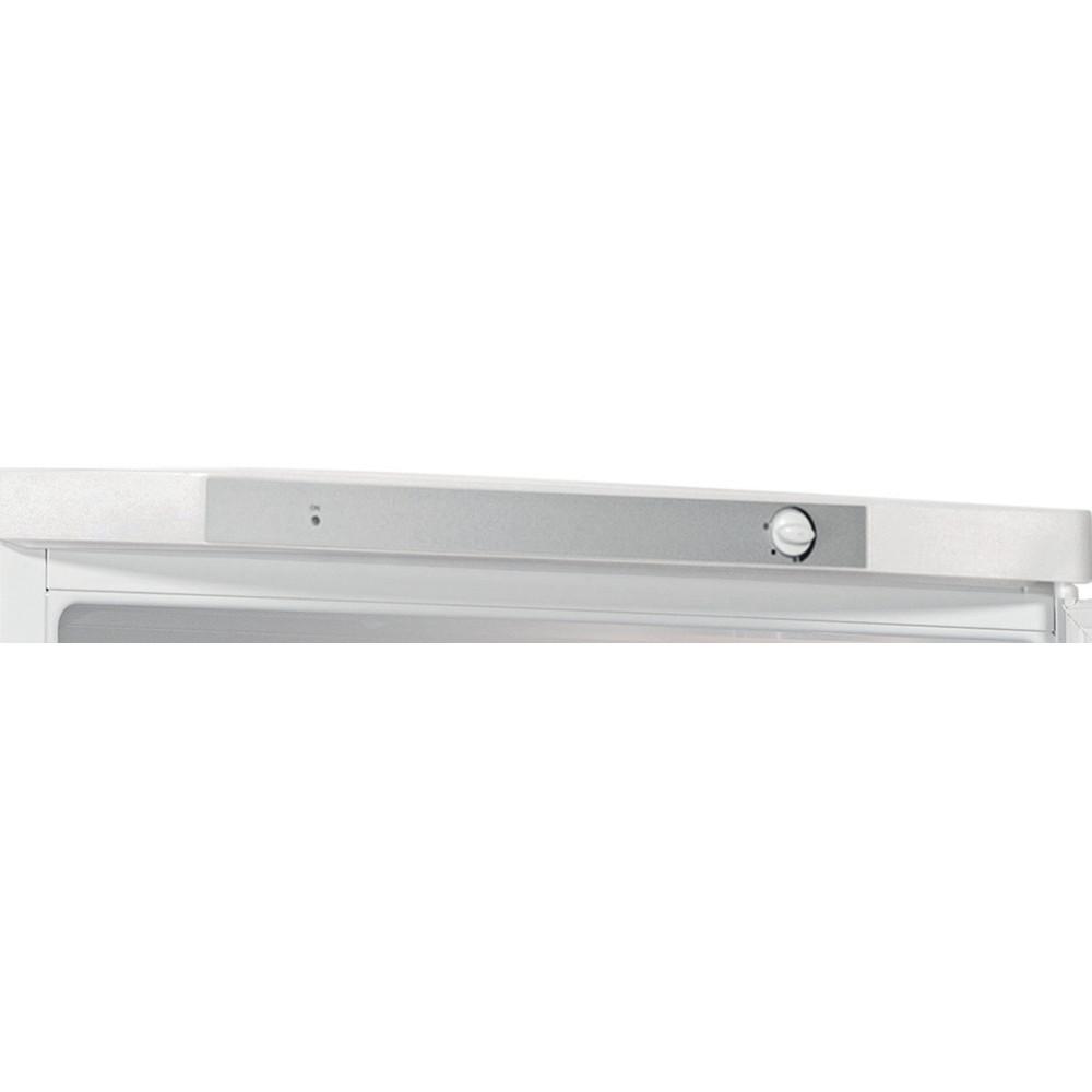 Indesit Холодильник с морозильной камерой Отдельностоящий ES 18 Белый 2 doors Control panel