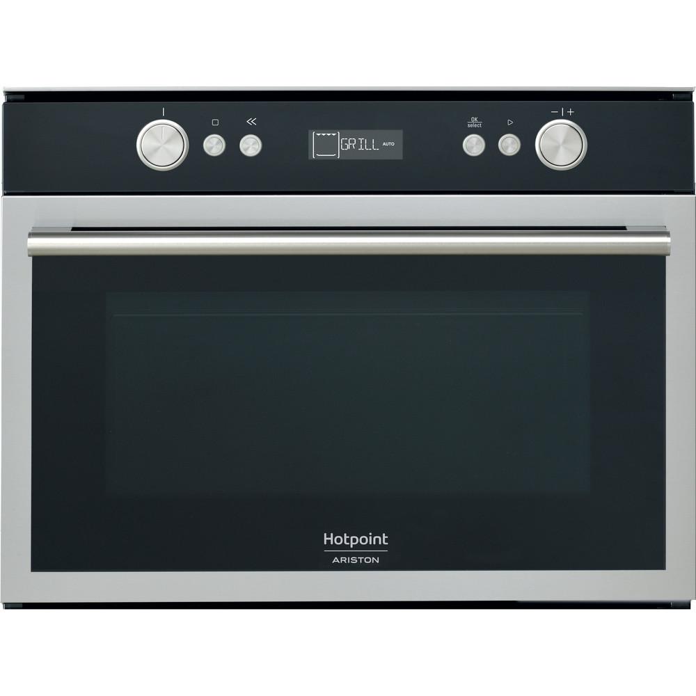 Hotpoint_Ariston Microonde Da incasso MP 664 IX HA Inox Elettronico 40 Microonde + grill 900 Frontal