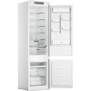 Whirlpool Kombinētais ledusskapis/saldētava Iebūvējams WHC20 T321 Balta 2 doors Perspective open