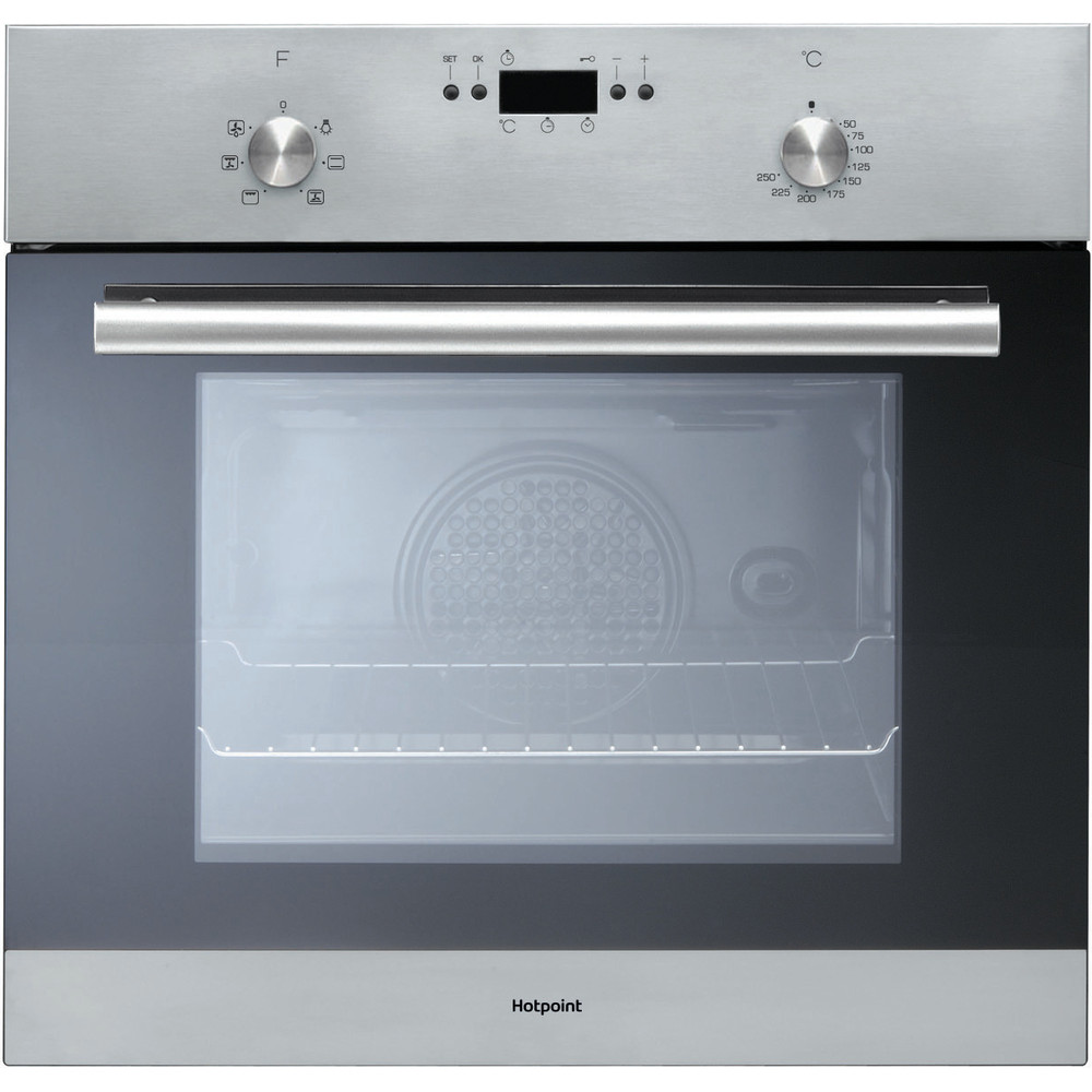 Hotpoint OVEN Built-in FU 5Y0 IX H Electric A Frontal