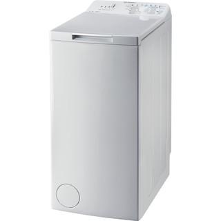 Отдельно стоящая стиральная машина Indesit с вертикальной загрузкой