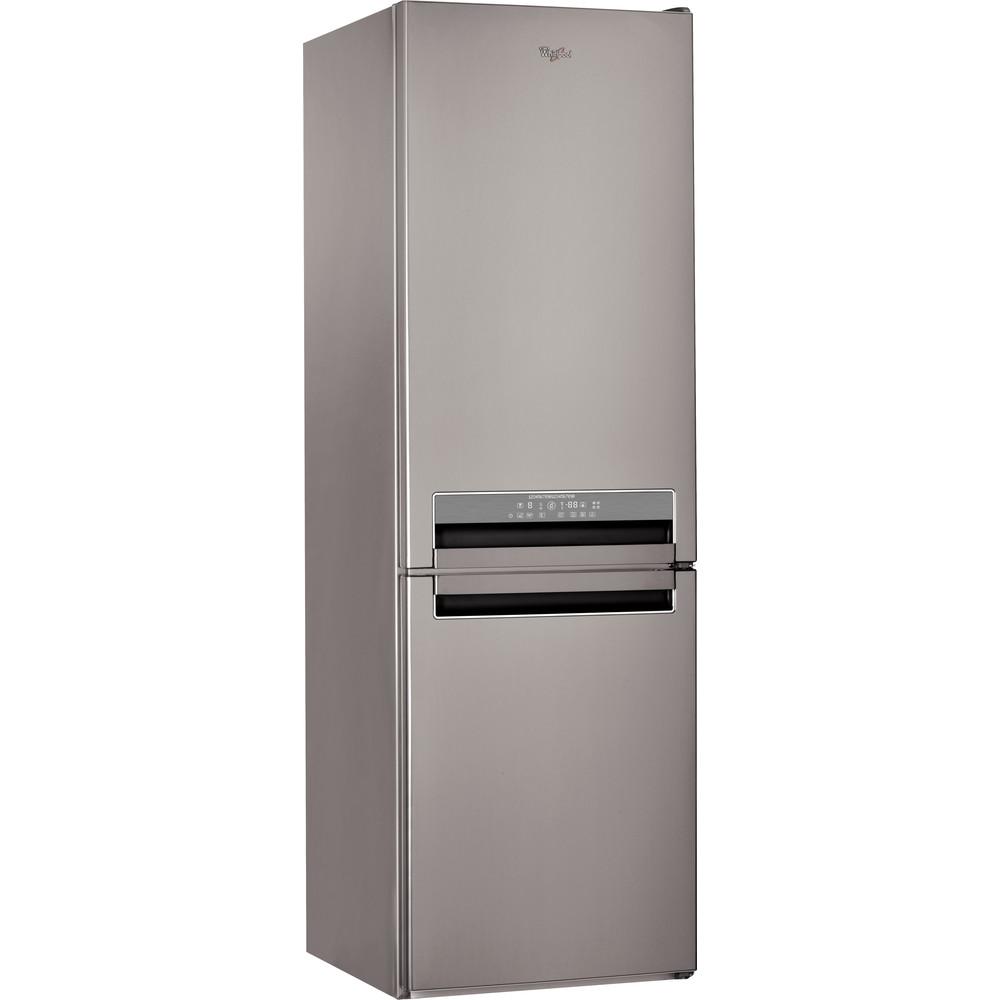 Холодильник Whirlpool з нижньою морозильною камерою соло: з системою frost free - BSNF 8772 OX