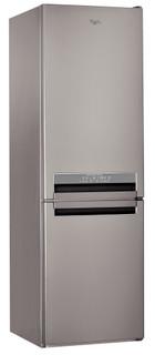 Réfrigérateur congélateur posable Whirlpool: sans givre - BSNF 8772 OX