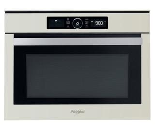 Whirlpool beépíthető mikorhullámú sütő: ezüst szín - AMW 506/SD
