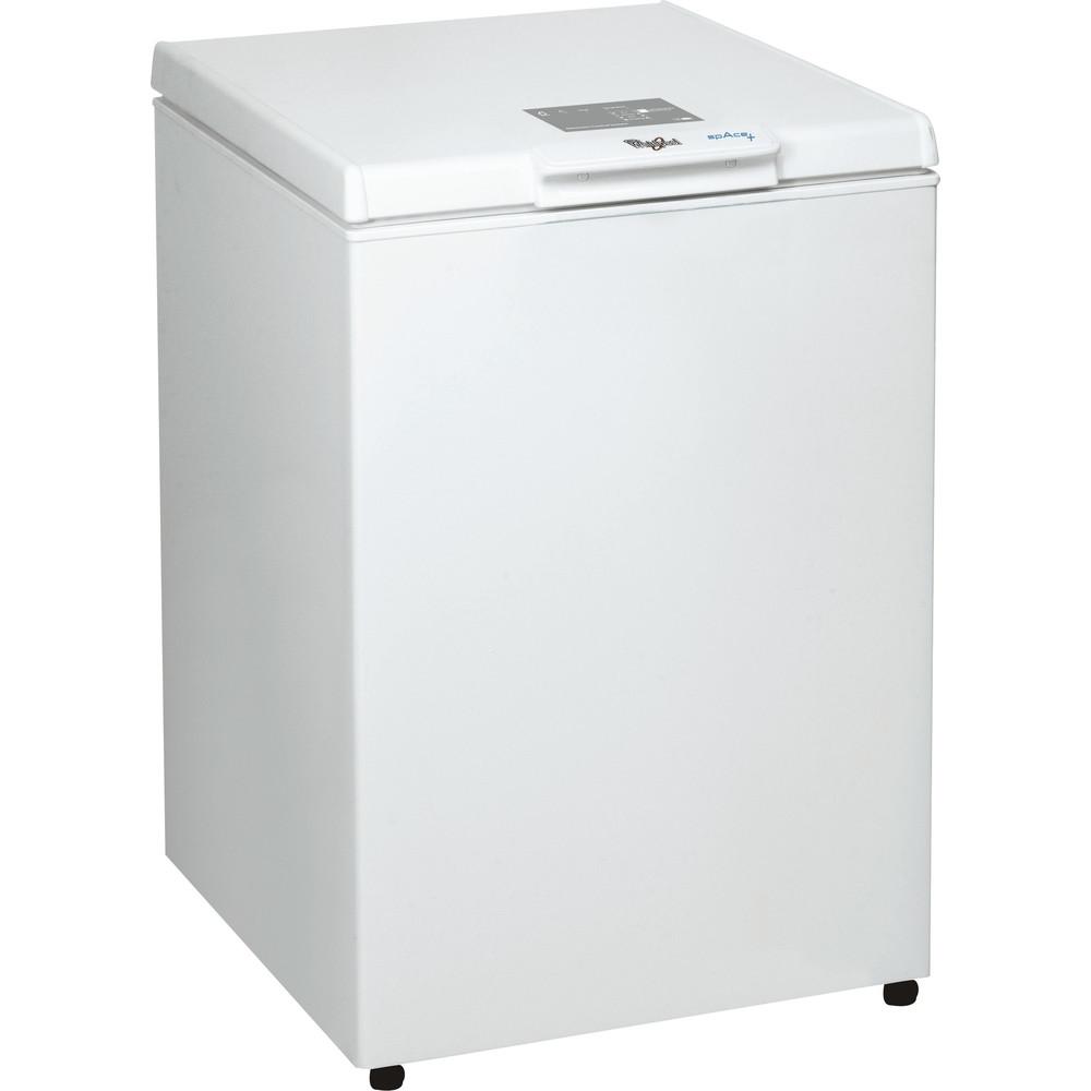 Whirlpool frysbox: färg vit - WH1411 E2