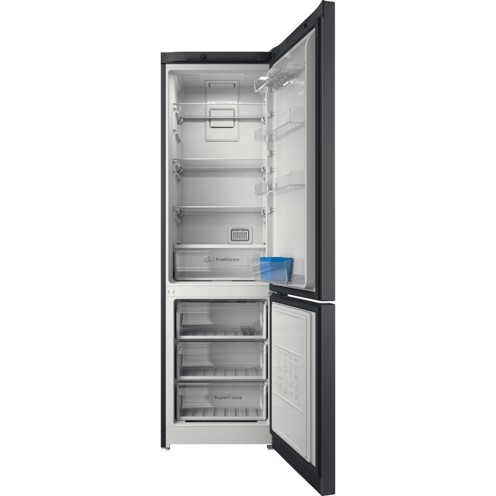 Indesit Холодильник с морозильной камерой Отдельно стоящий ITI 5201 S UA Серебристый 2 doors Frontal open
