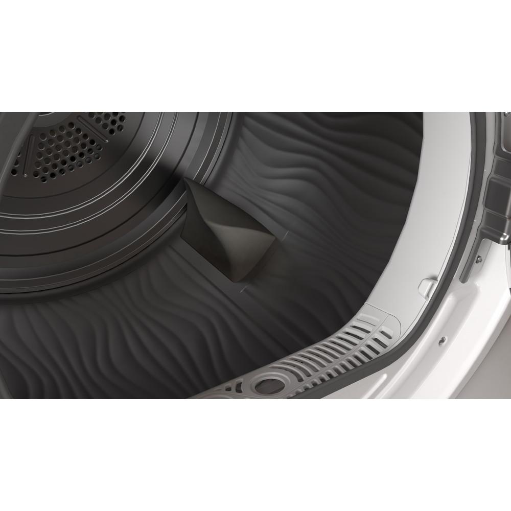 Indesit Dryer I2 D71W UK White Drum