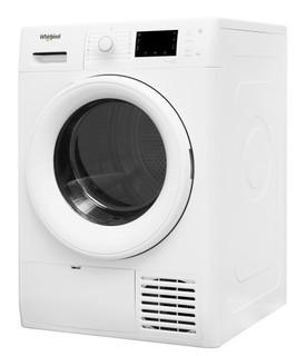 Whirlpool tørretumbler med varmepumpe: fritstående, 8 kg - FT D 8X3WS EU