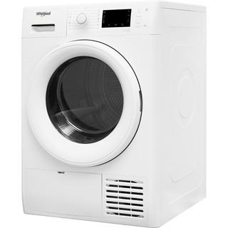 Whirlpool Dryr FT D 8X3WS EU Alb Perspective