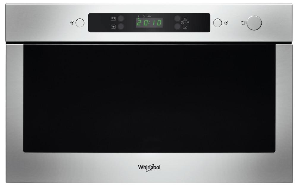 Whirlpool Microwave Vgradni AMW 435/IX Emajlirana Elektronsko 22 Mikrovalovna pečica 750 Frontal