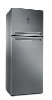 Réfrigérateur double porte posable Whirlpool: sans givre - T TNF 8211 OX