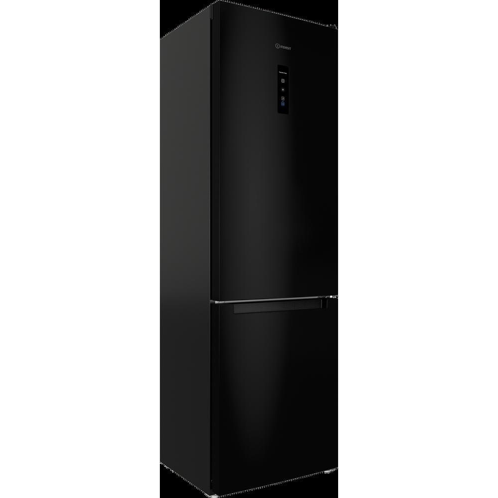 Indesit Холодильник с морозильной камерой Отдельностоящий ITS 5200 B Черный 2 doors Perspective