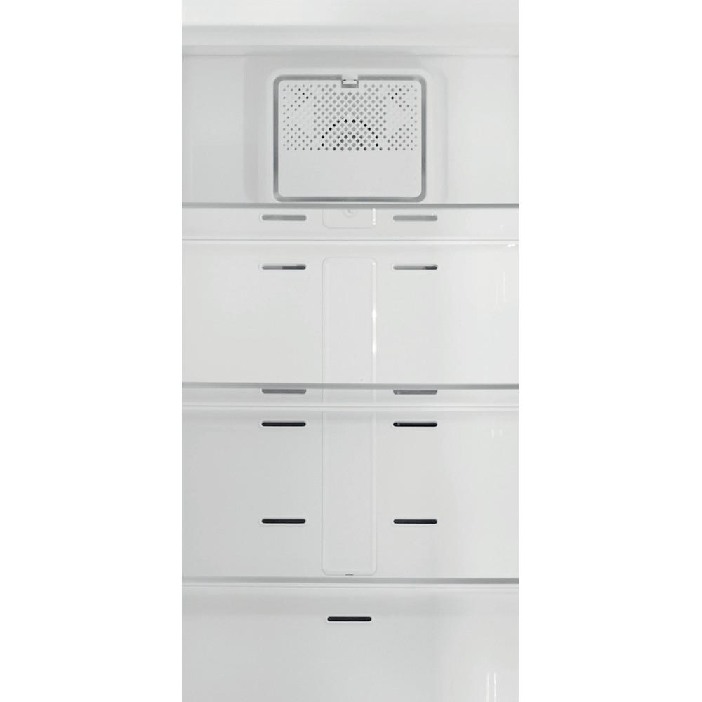 Indesit Køleskab/fryser kombination Fritstående XIT8 T1E W Hvid 2 doors Filter