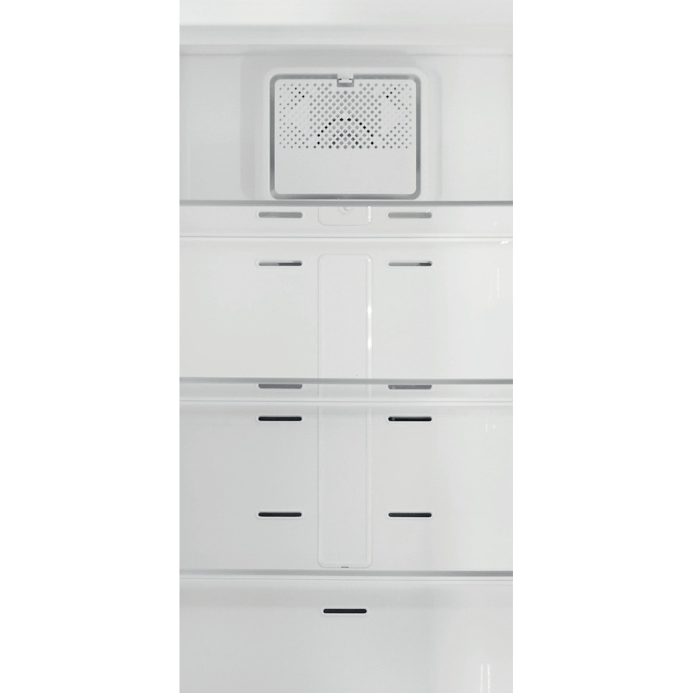 Indesit Kombinerat kylskåp/frys Fristående XIT8 T1E W White 2 doors Filter