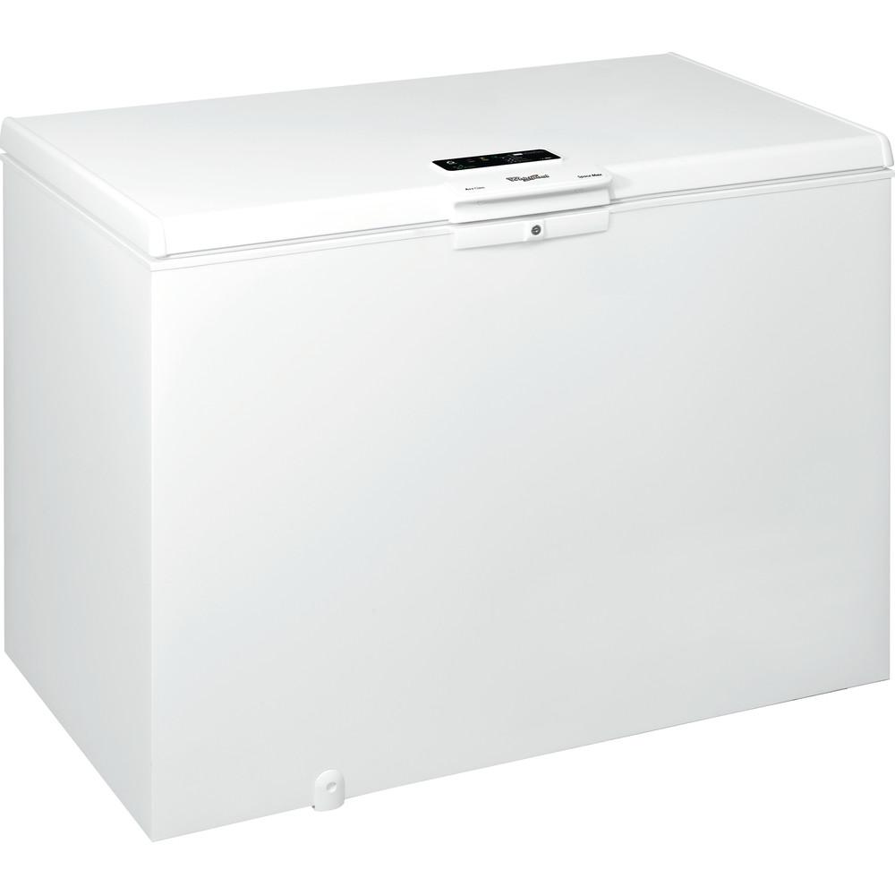 Whirlpool frysbox: färg vit - WHE39352 F