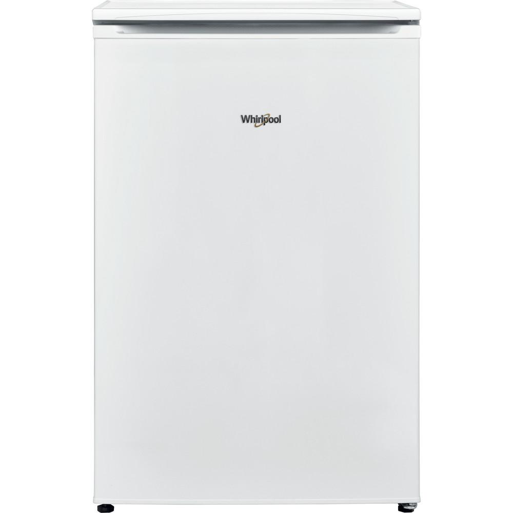 Whirlpool Upright Freezer: in White - W55ZM 1110 W UK