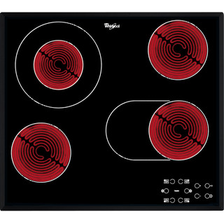 Whirlpool platetopp - AKT 8210/BA