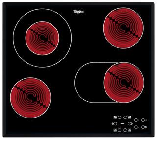 Whirlpool kuhalna plošča - AKT 8190/BA