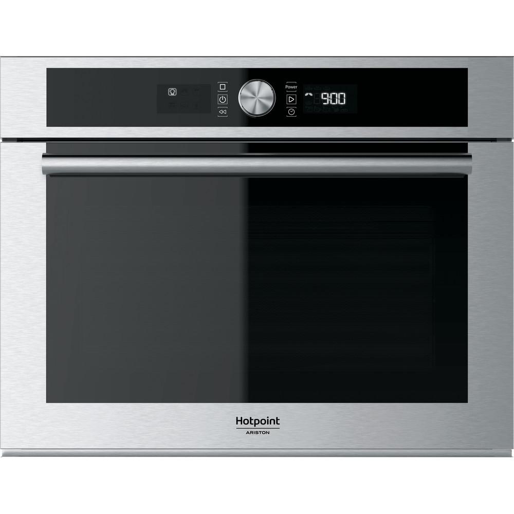 Hotpoint_Ariston Microonde Da incasso MP 454 IX HA Inox Elettronico 40 Microonde + grill 900 Frontal