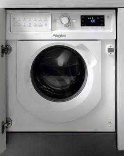 Whirlpool integrated washer dryer: 7kg - BI WDWG 75148 MEA
