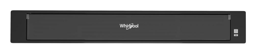 Whirlpool Liesituuletin Kalusteisiin sijoitettava WDO 93F B K Musta Työtaso Elektroninen Frontal