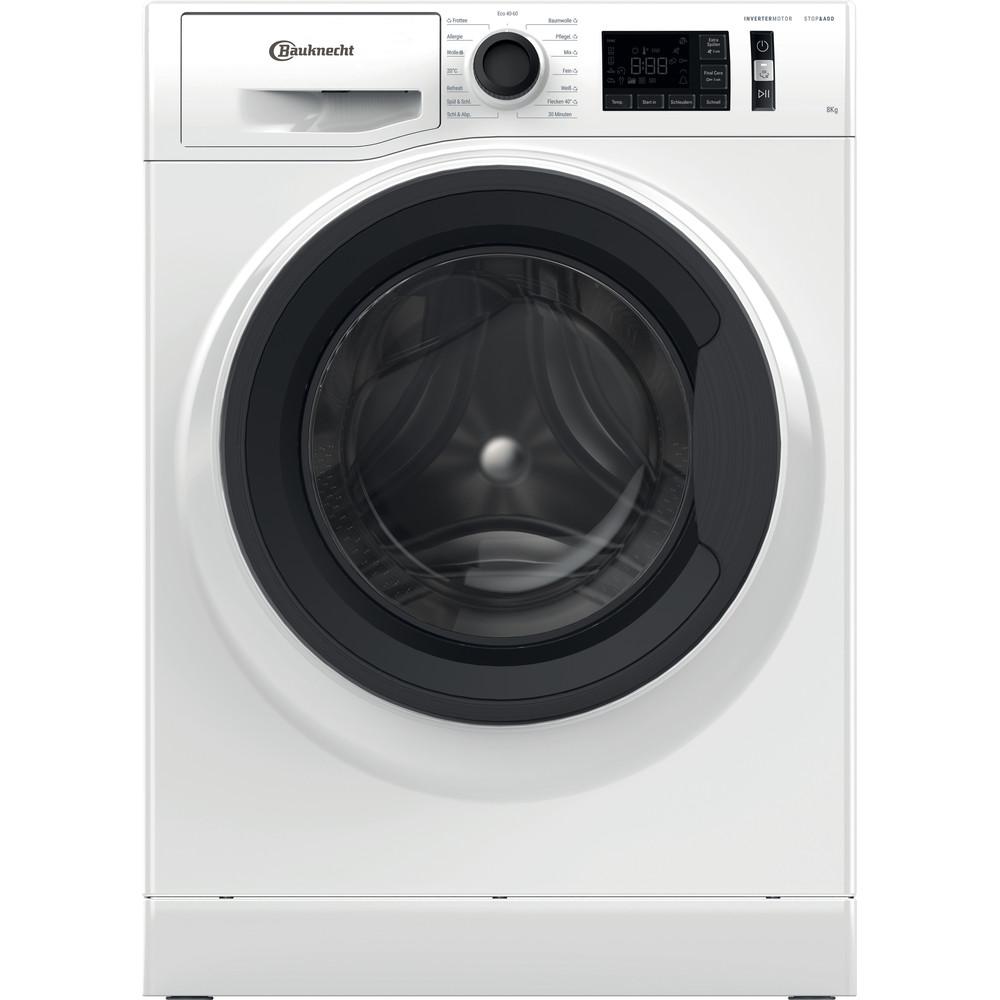 Bauknecht Waschmaschine Standgerät WM Elite 811 C Weiss Frontlader C Frontal