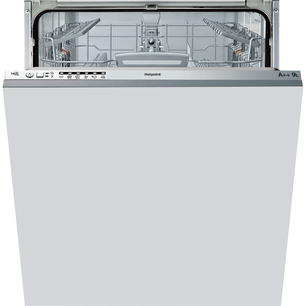 Hotpoint Dishwasher Built-in LTB 6M126 UK Full-integrated A Frontal