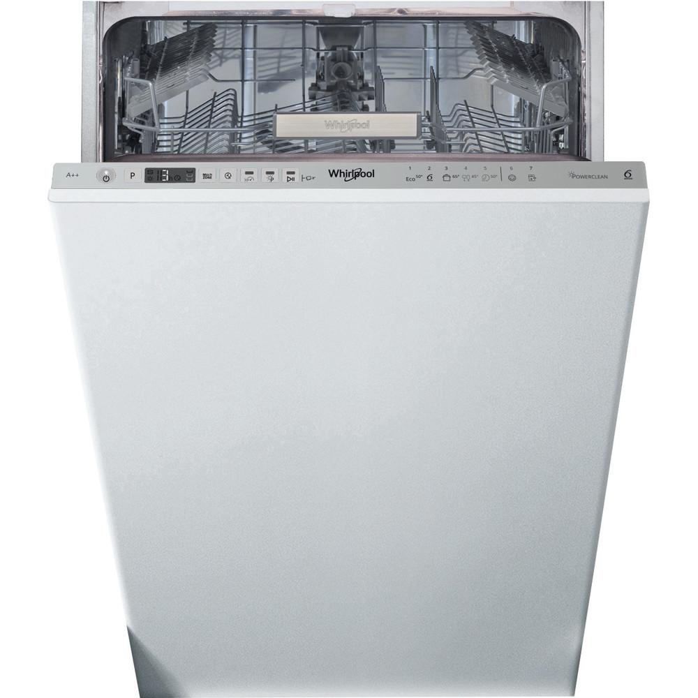 Whirlpool integrert oppvaskmaskin 45 cm - WSIO 3T223 PE X