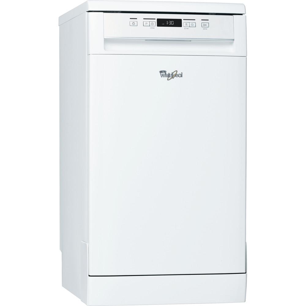 Посудомийна машина Whirlpool: білий колір, вузька - ADP 321 WH