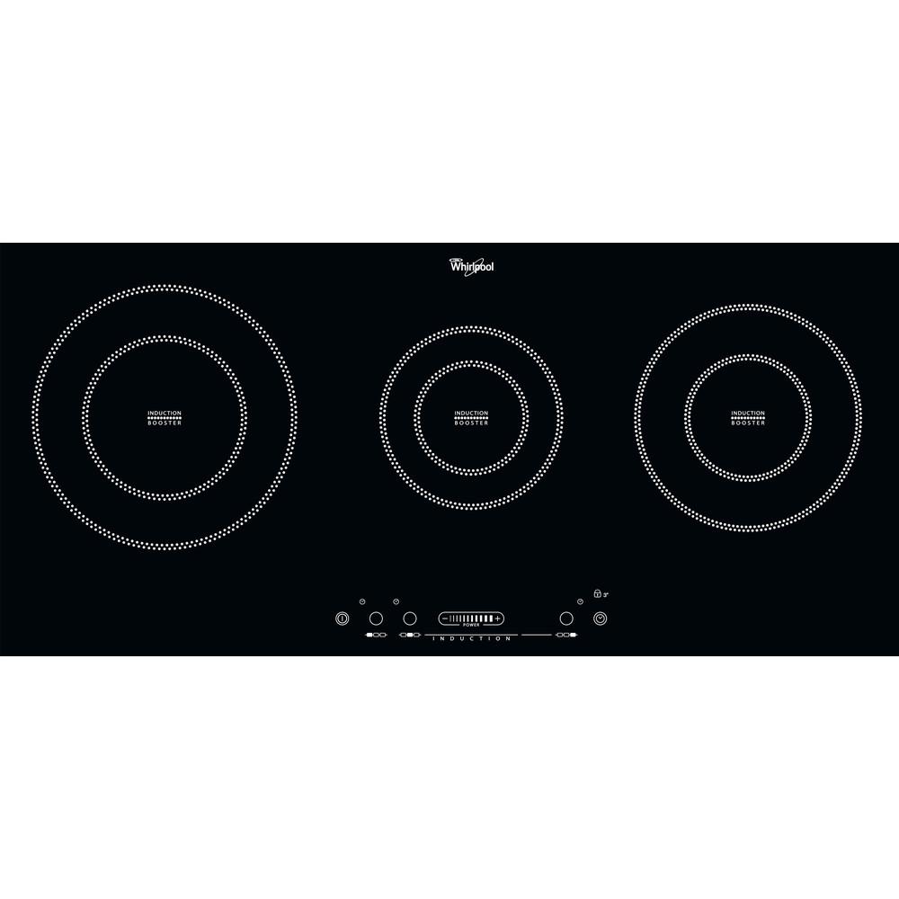 Placa de inducción Whirlpool - ACM 809/BA