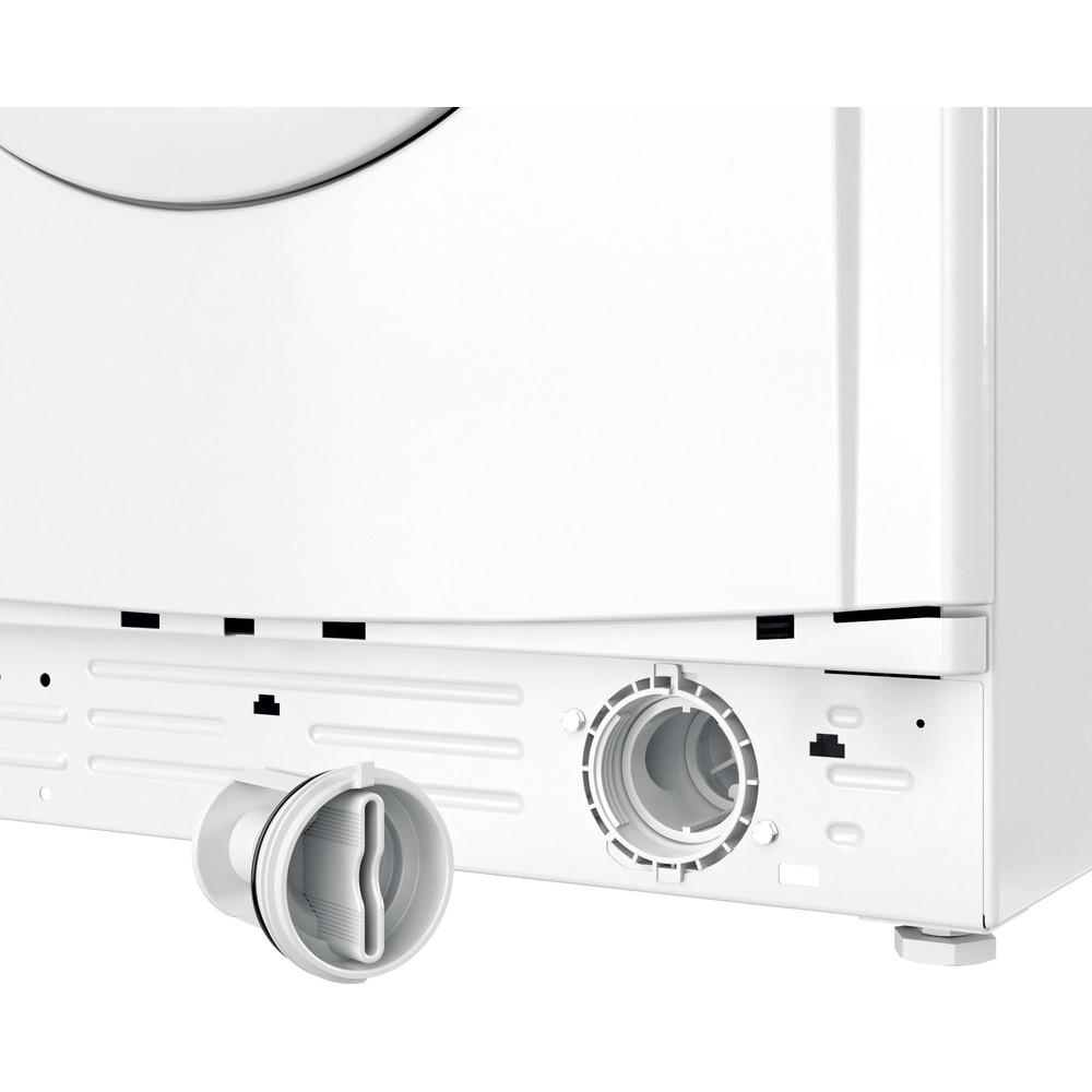 Indesit Washing machine Free-standing EWD 71452 W UK N White Front loader E Filter
