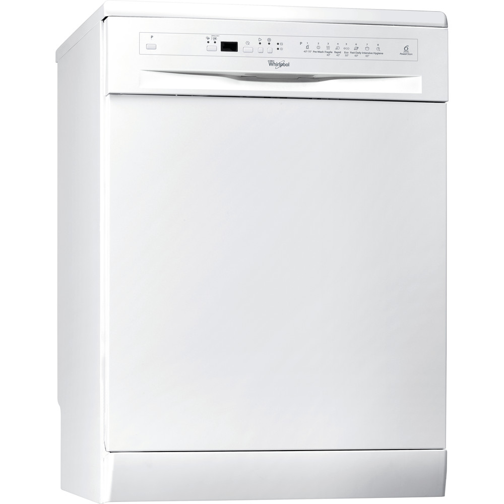 Whirlpool lavavajillas: color blanco, 60 cm - ADP 8773 A++ PC 6S WH