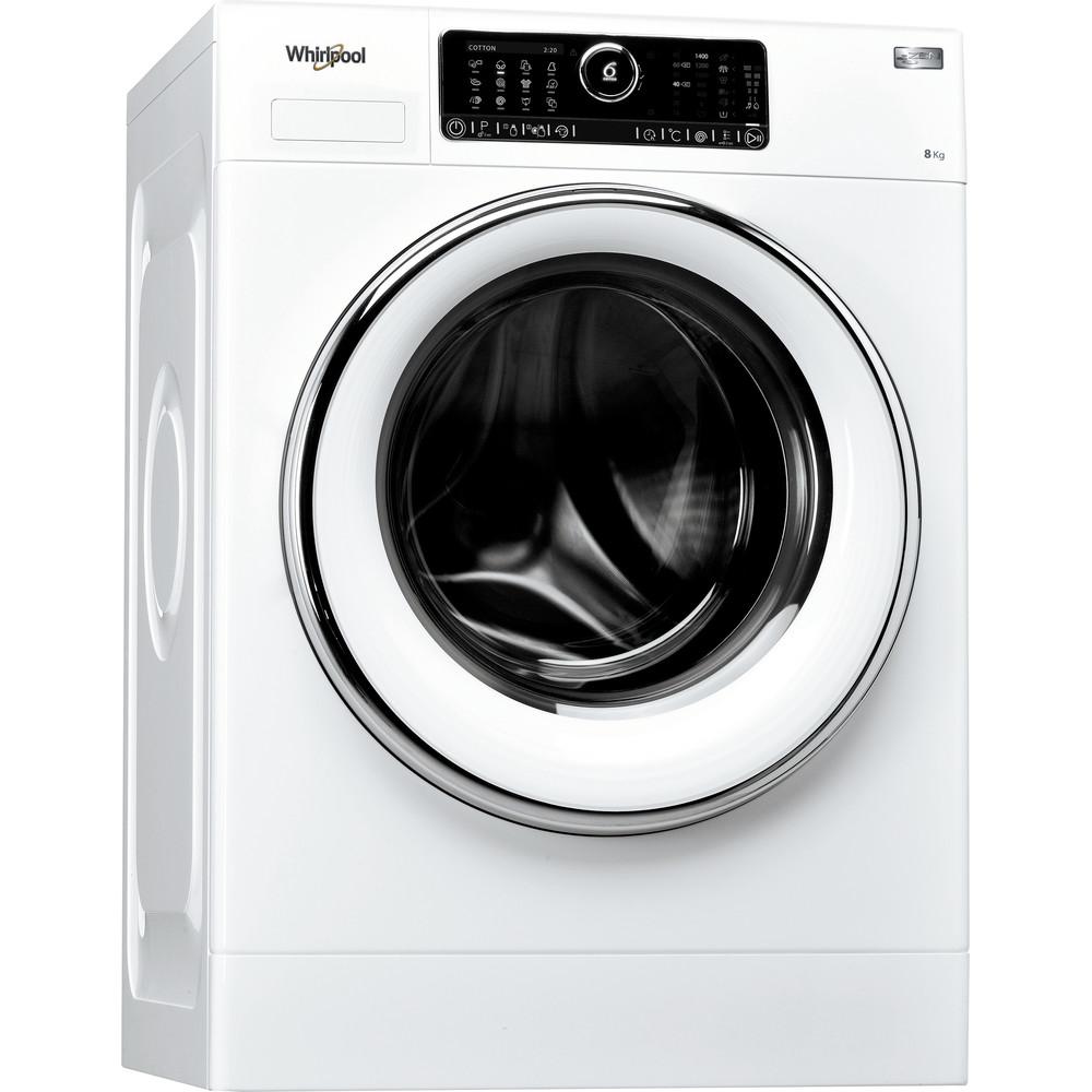 Whirlpool frontmatad tvättmaskin - FSCR 80431